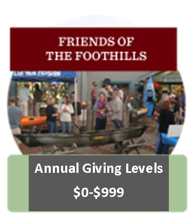Friends of the Foothills